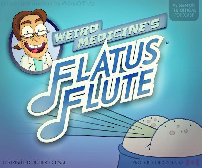 flatus flute